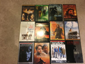 DVD's - Moving & Needs to Go