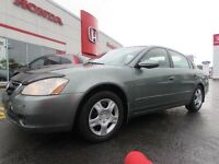 Nissan Altima 4dr Sdn 2002