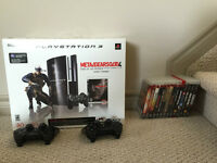 PS3 80GB Backward Compatible
