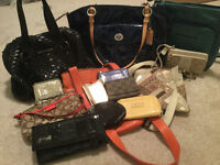 Selling off my PURSE collection! Click for brands.