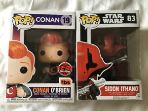 Combos- Funko POPs- Selling