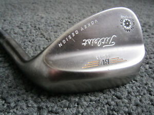 TITLEIST VOKEY WEDGE SM4  56.11 Oil can finish
