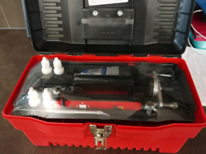 Windshield crack repair kit $600.00 obo