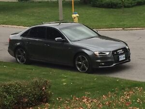 2016 Audi S4 Manual transmission 3.0 Supercharged