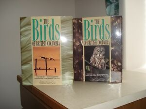 Birds of British Columbia Vol. 1 & 2
