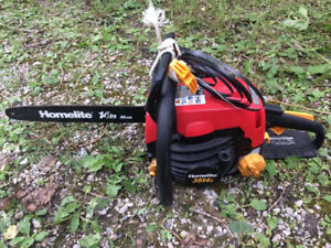 Homelite 3514c chainsaw