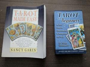 Tarot Books and Tarot Cards