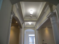 Carpentry , Crown Moulding & Trimwork