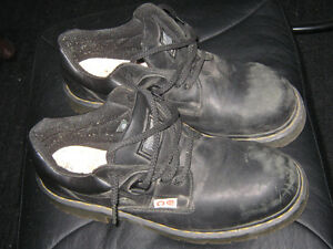 Doc martin work shoes Kitchener / Waterloo Kitchener Area image 1