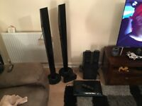 Sony complete surround sound system - mint condition!
