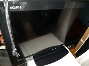 """Sharp 32"""" LCD tv"""