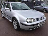 2001 Volkswagen Golf 1.6 SE, 1 OWNER FROM NEW, FSH, VERY CLEAN