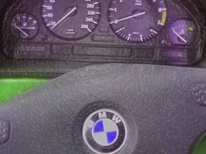 BMW 735i 260km/h the real Fast and Furious only 700$