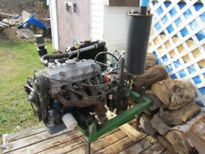 Suzuki engine for sale or trade for boat or canoe