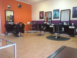 Salon and Spa Business for sale in Downtown, Fort McMurray, AB