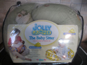 Jolly Jumper - My Baby Sitter - The best pillow to grow on