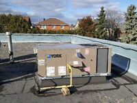 ROOF TOP OR RESIDENTIAL FURNACE AIR COND REPAIRS  & REPLACE
