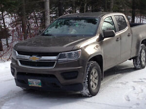 2016 Chevrolet Colorado 4WD WT Pickup Truck
