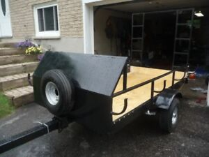 3 utility trailers for sale