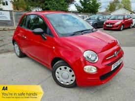 image for 2016 Fiat 500 1.2 POP 3d 69 BHP Hatchback Petrol Manual