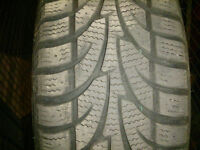 A set of 4 WINTER TIRES + RIMS for sale