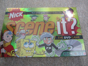 Scene It? - Nick (Nickelodeon) Edition - Still Sealed