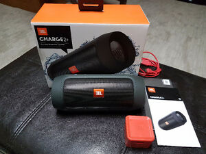 JBL Charge 2+ Bluetooth speaker,  great shape