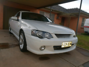 2004 ba xr6 turbo ute auto Plympton West Torrens Area Preview