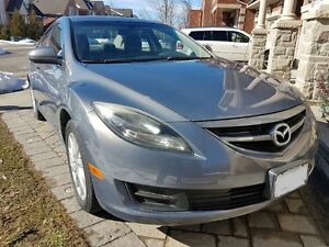 2011 Mazda Mazda6 GS Sedan