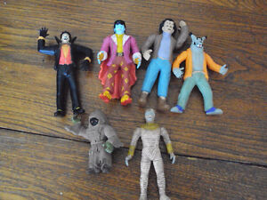 BEETLEBORGS FLABBER AND THE HILLHURST HOUSE MONSTERS