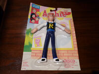 Vintage Archie Comic 1989 Jesco Bendable Figurine Archie