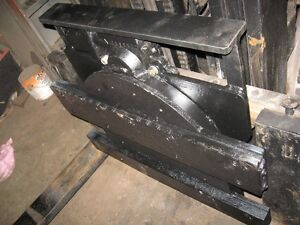 reconditioned forklift rotator