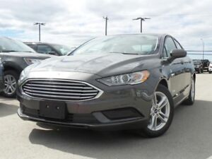 2018 Ford Fusion Hybrid SE 2.0L IVCT 14 600A