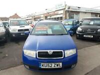 2002 Skoda Fabia Estate 1.4 16V Elegance Automatic From £2,695 + Retail Package