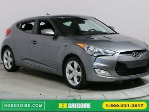 2012 Hyundai Veloster A/C BLUETOOTH MAGS