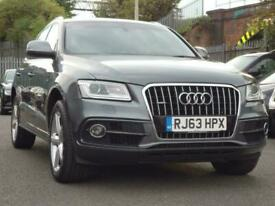 image for 2014 Audi Q5 2.0 TDI S line quattro (s/s) 5dr SUV Diesel Manual