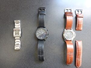 Gently Used Mens Watches