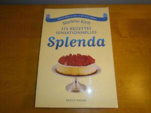 Livre de recettes Splenda
