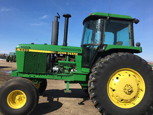 4455 JD tractor