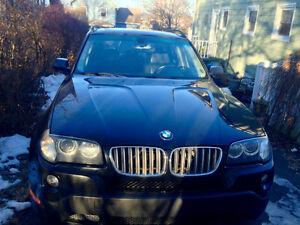 2008 BMW X3 SUV, Crossover NEW 2 YEAR MVI 3.0 SI