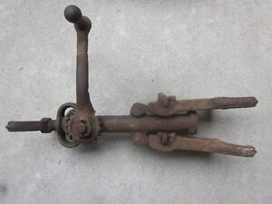 Vintage Large PACIFIC RIM TOOL - Tire Changer