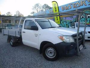 *** HILUX READY FOR WORK *** 6 MONTHS REGO *** DRIVES GREAT *** Daisy Hill Logan Area Preview