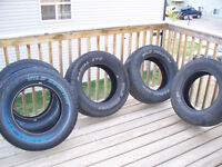 Wild Country XTX Sport 275/65r18 tires for sale $600 obo