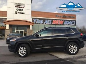 2015 Jeep Cherokee Latitude  ACCIDENT FREE, 4WD, BLUETOOTH/MP3/S
