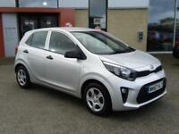 2017 Kia Picanto 1.0 MPi 1 Manual Hatchback