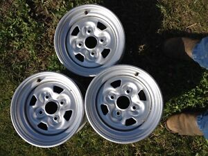 Grizzly rims