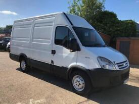 2007 (57) IVECO DAILY 35S12V MWB HIGH ROOF DIESEL WHITE *NO VAT*