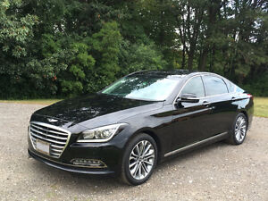 2015 Genesis Luxury Sedan - Lease Takeover ($549/mo incl. taxes)