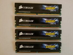 CORSAIR DESKTOP GAMING MEMORY 2GB DDR2