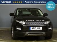 2012 LAND ROVER RANGE ROVER EVOQUE 2.2 SD4 Pure 5dr SUV 5 Seats